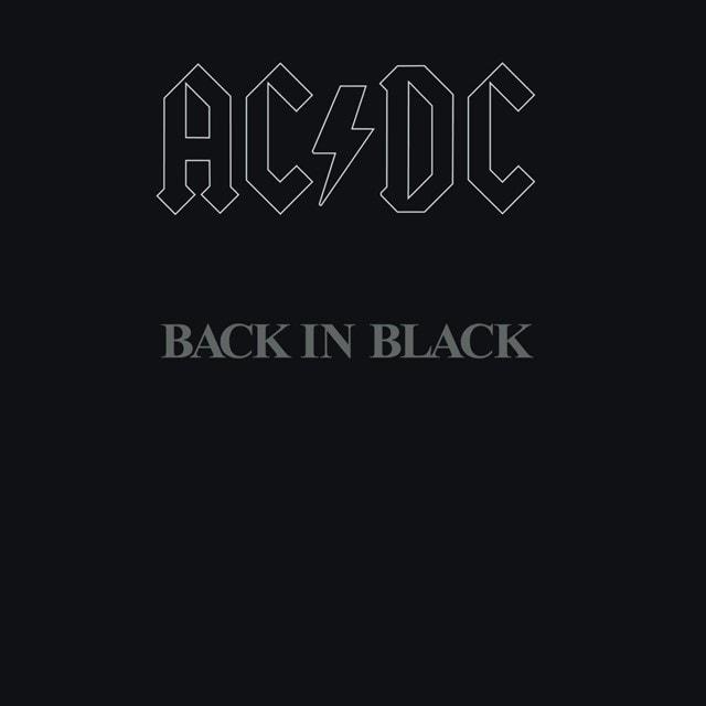Back in Black - 1