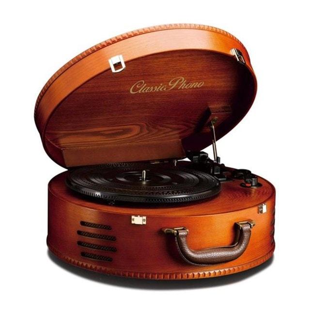 Lenco TT-34 Wooden Turntable - 1
