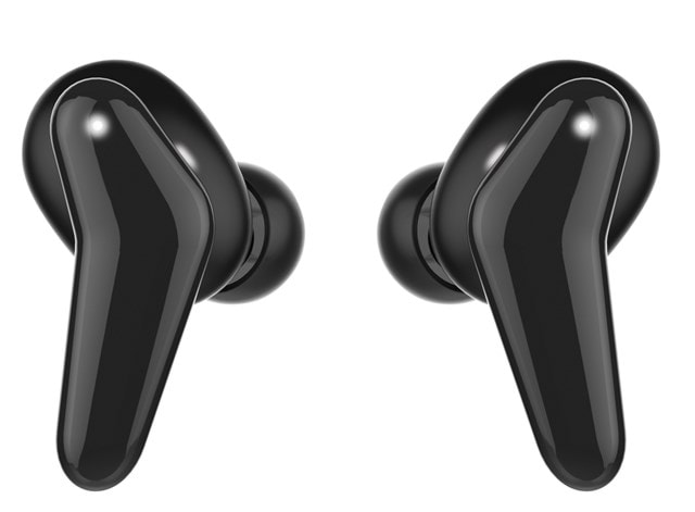 Vivanco Fresh Pair Black True Wireless Bluetooth Earphones - 1