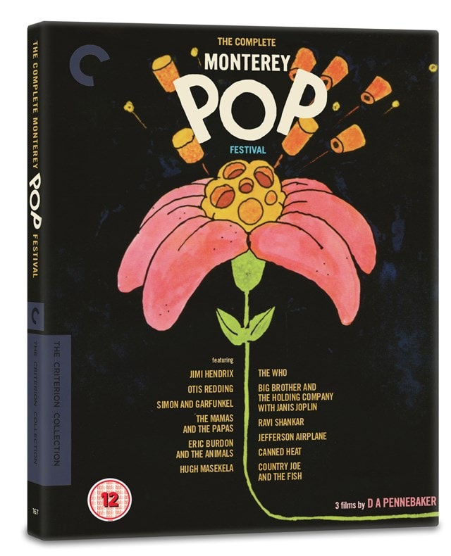 The Complete Monterey Pop Festival - The Criterion Collection - 2