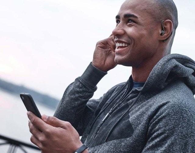 Mixx Audio Streambuds Sports Midnight Black True Wireless Bluetooth Earphones - 4