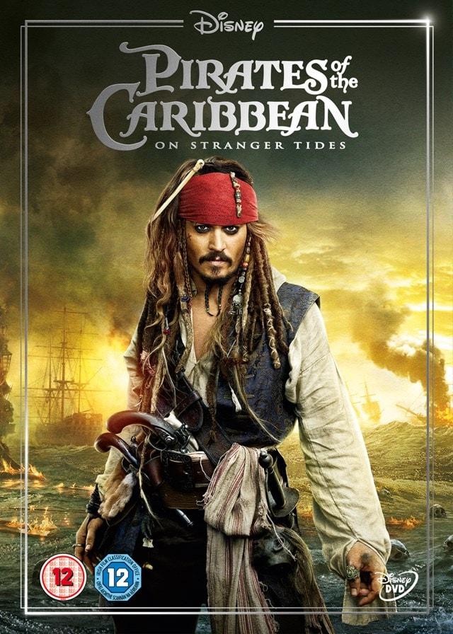 Pirates of the Caribbean: On Stranger Tides - 1