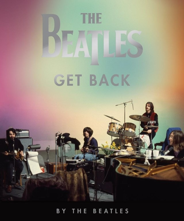 The Beatles: Get Back (Hardback) With Free Badge - 1