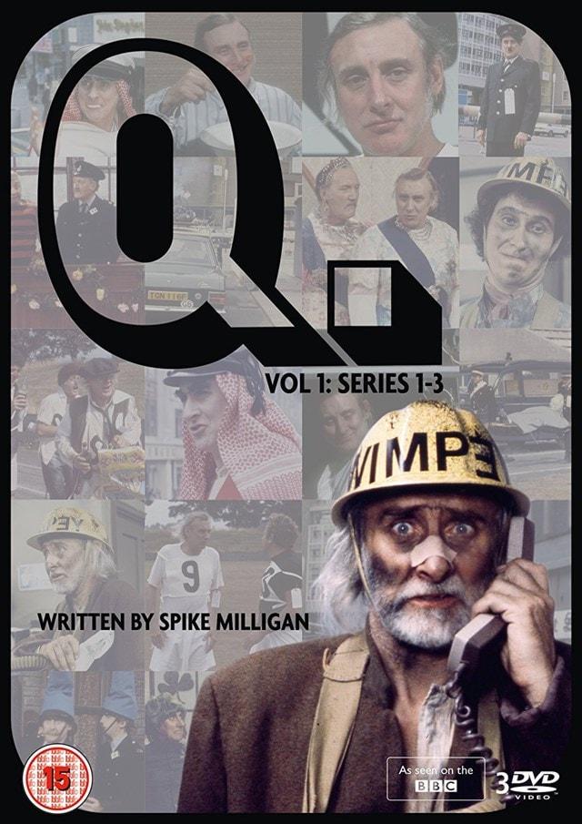 Q. - Vol 1: Series 1-3 - 2
