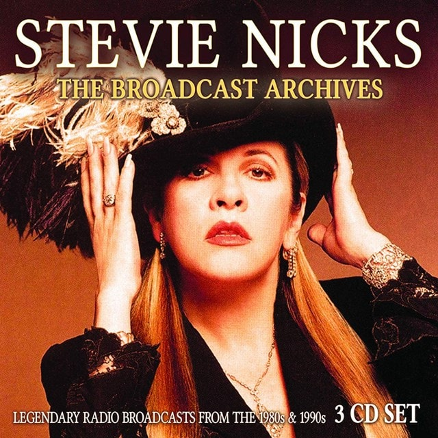 The Broadcast Archives: Legendary Radio Broadcasts from the 1980s & 1990s - 1
