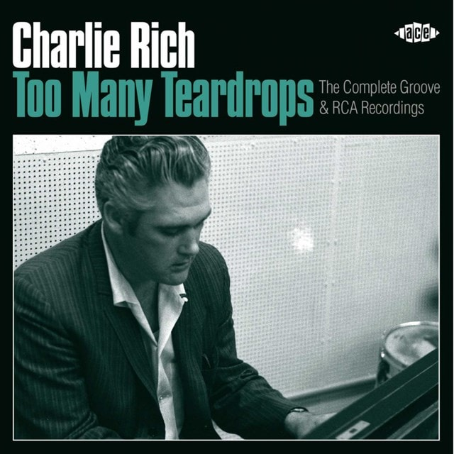 Too Many Teardrops: The Complete Groove & RCA Recordings - 1