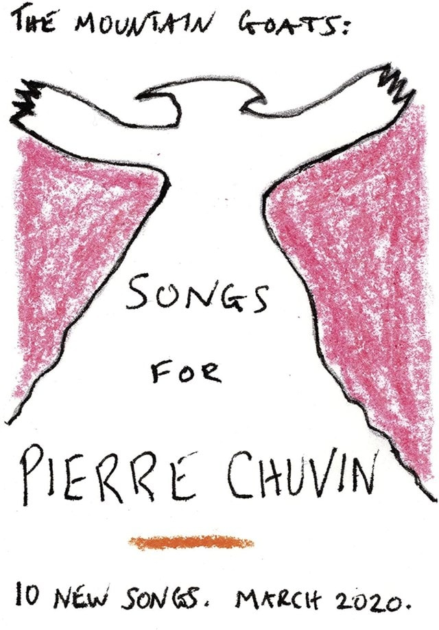Songs for Pierre Chuvin - 1