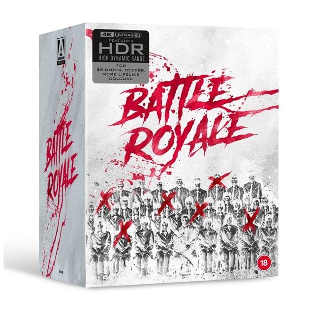 Battle Royale: Limited Edition 4K Ultra HD Blu-ray - 3
