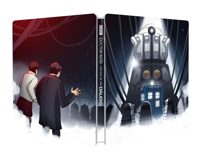 Doctor Who: The Evil of the Daleks Limited Edition Steelbook - 1