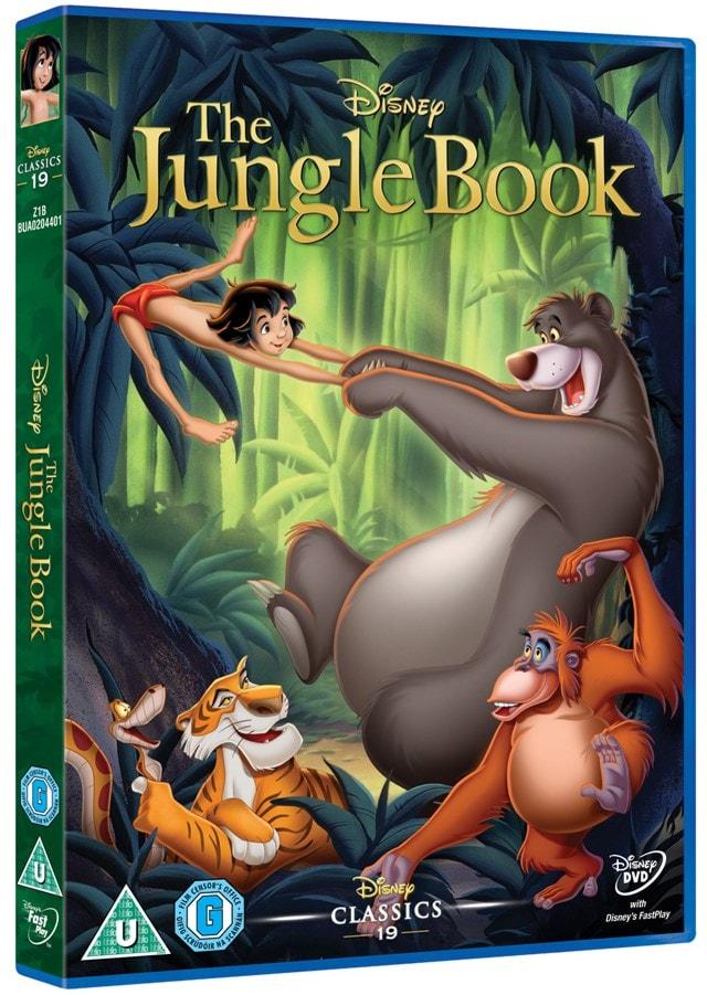 The Jungle Book (Disney) - 4