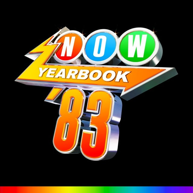 Now Yearbook 1983 - Limited Edition Red Vinyl - 2