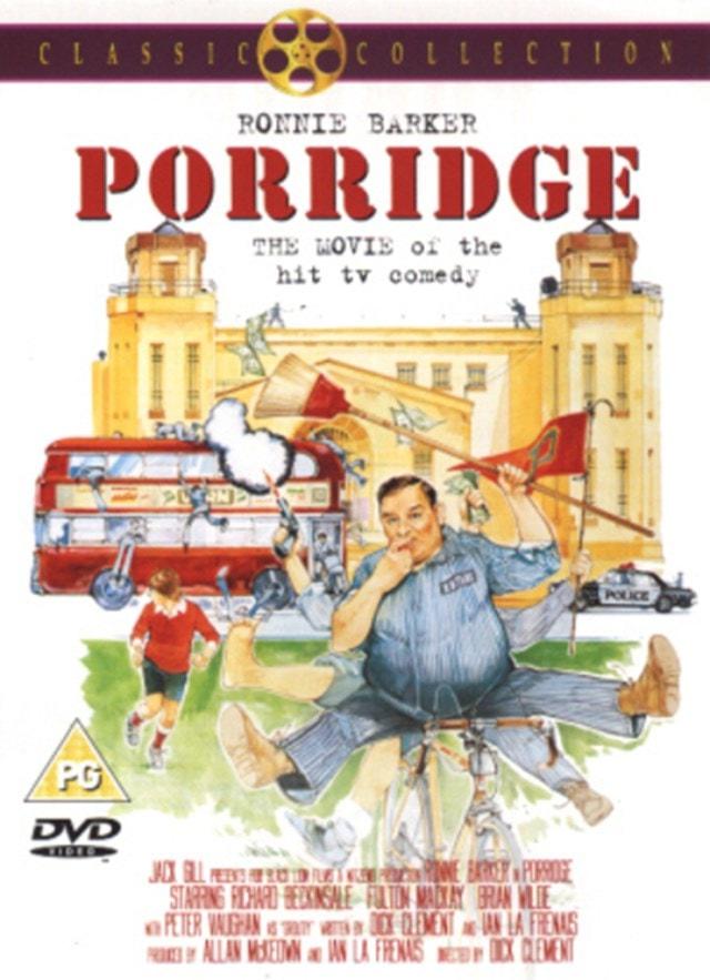 Porridge - The Movie - 1