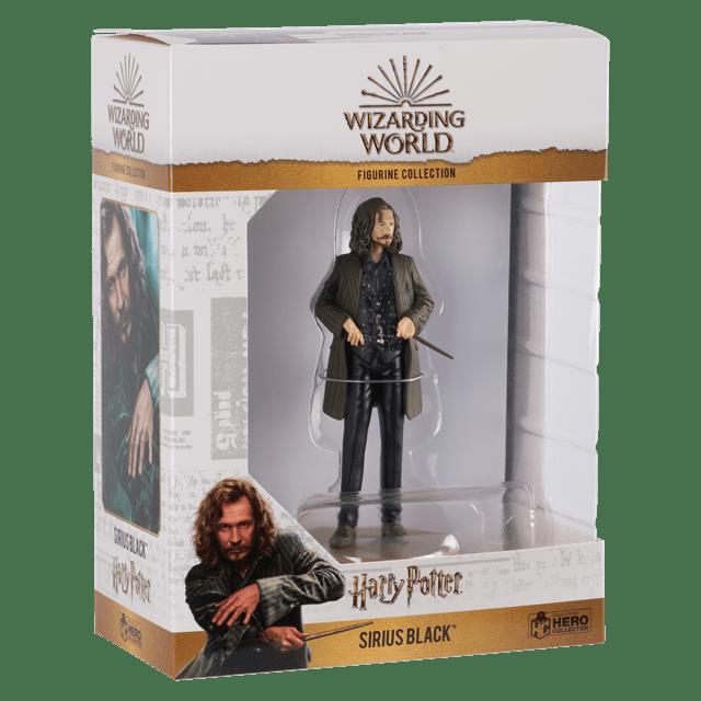 Sirius Black: Harry Potter 1:16 Figurine With Magazine: Hero Collector - 1