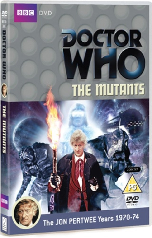 Doctor Who: The Mutants - 1