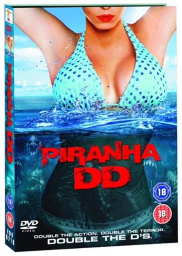 Piranha 3DD - 1