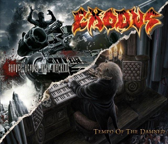 Tempo of the Damned/Shovel Headed Kill Machine - 1