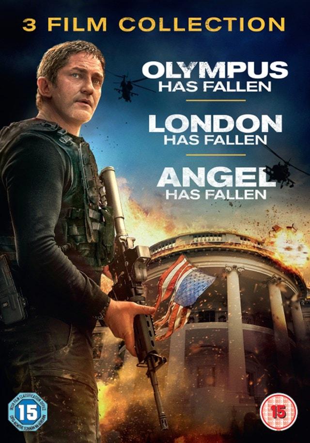 Olympus/London/Angel Has Fallen - 1