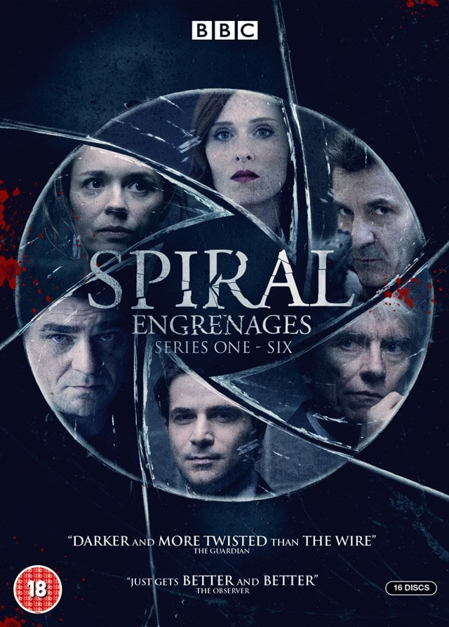 Spiral: Series One-six - 1