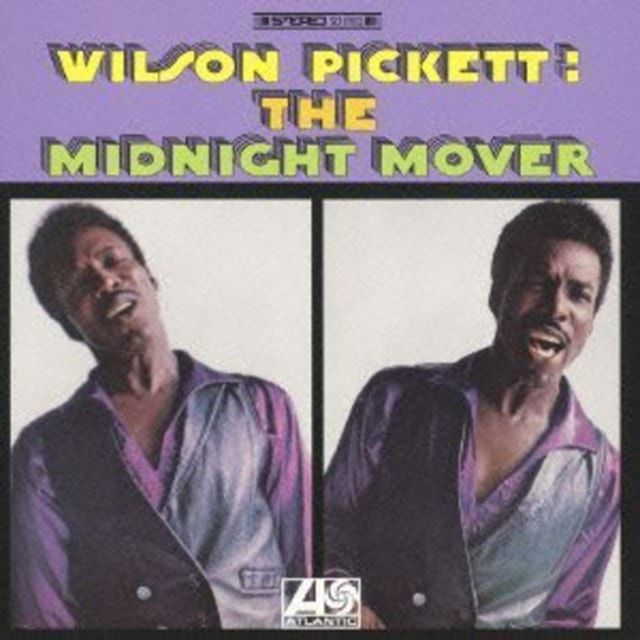 The Midnight Mover - 1
