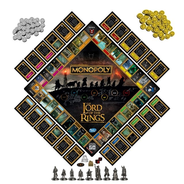 Monopoly: The Lord of the Rings Edition - 4