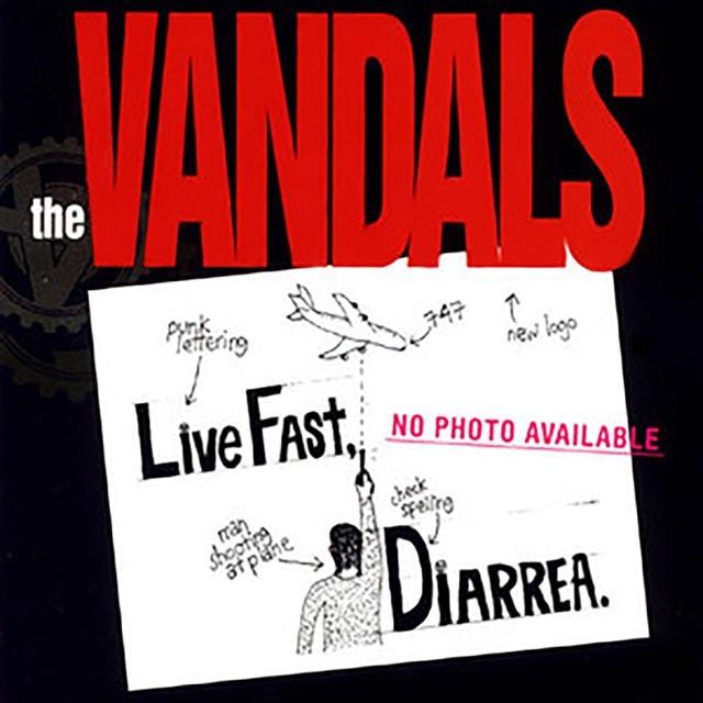 Live Fast, Diarrea - 1