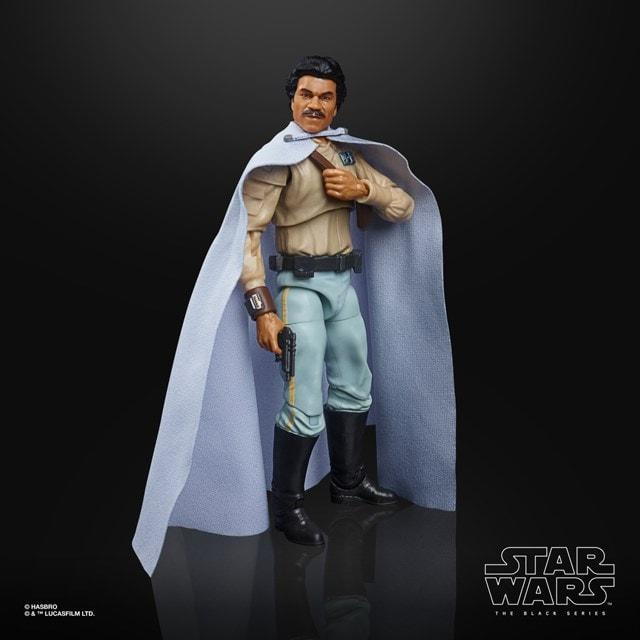 General Lando Calrissian: Return of the Jedi: Star Wars Black Series Action Figure - 4