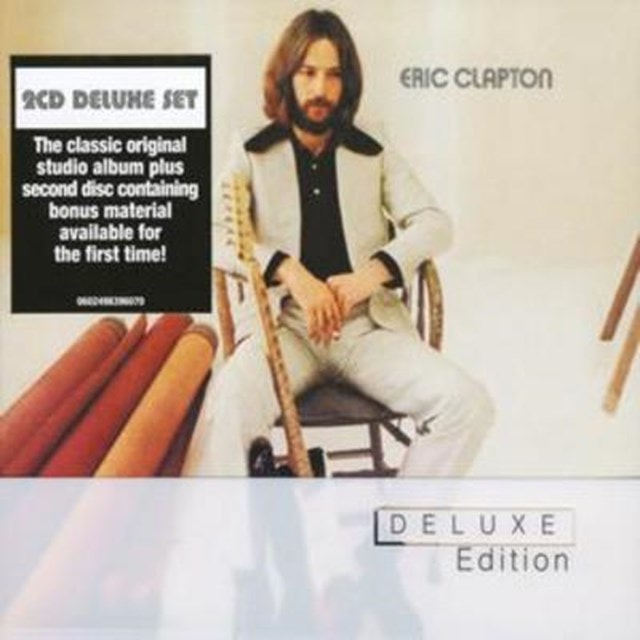 Eric Clapton (Remastered and Expanded) [deluxe Edition] - 1
