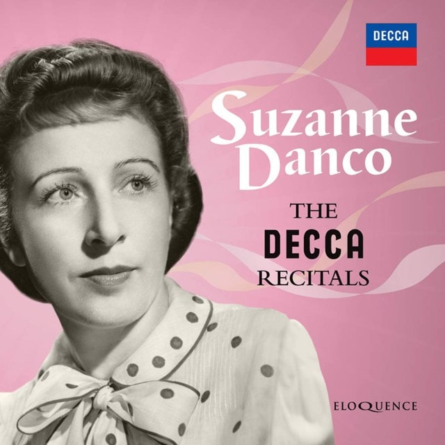 Suzanne Danco: The Decca Recitals - 1