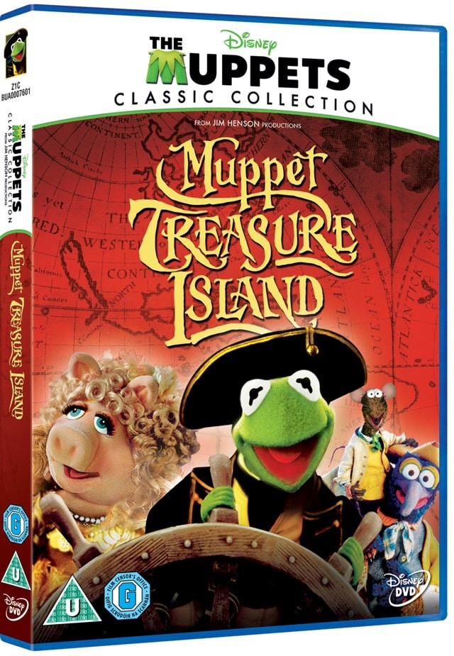 Muppet Treasure Island - 2