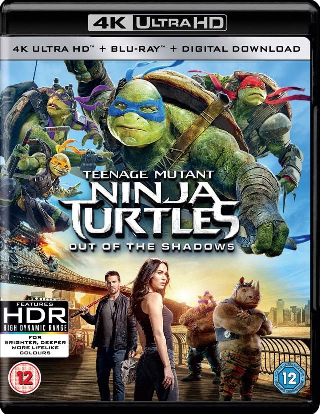 Teenage Mutant Ninja Turtles: Out of the Shadows - 1