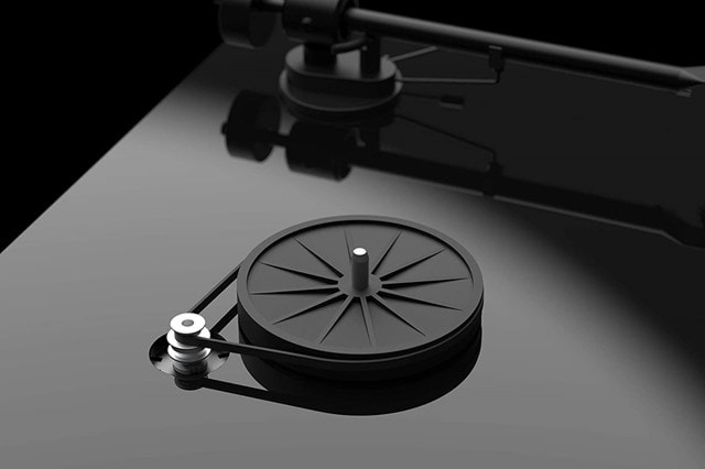 Pro-Ject T1 White Turntable - 3