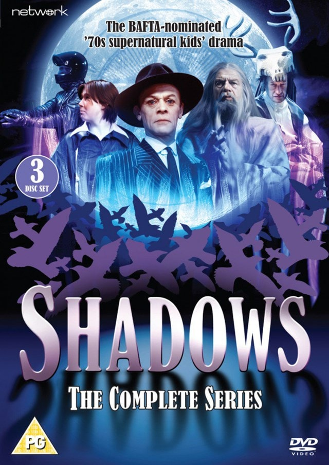 Shadows: The Complete Series - 1