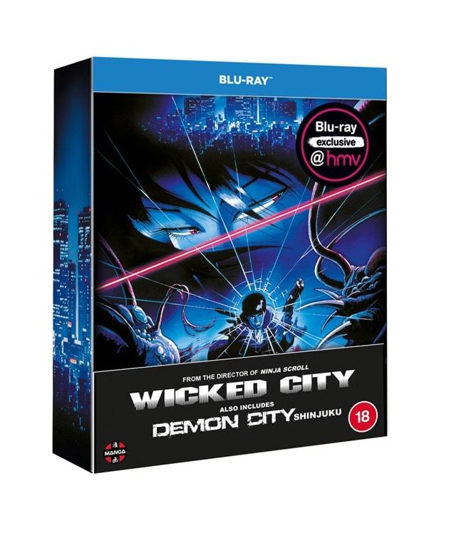 Wicked City/Demon City Shinjuku (hmv Exclusive) - 3