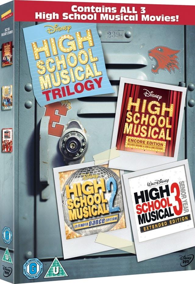 High School Musical 1-3 - 2