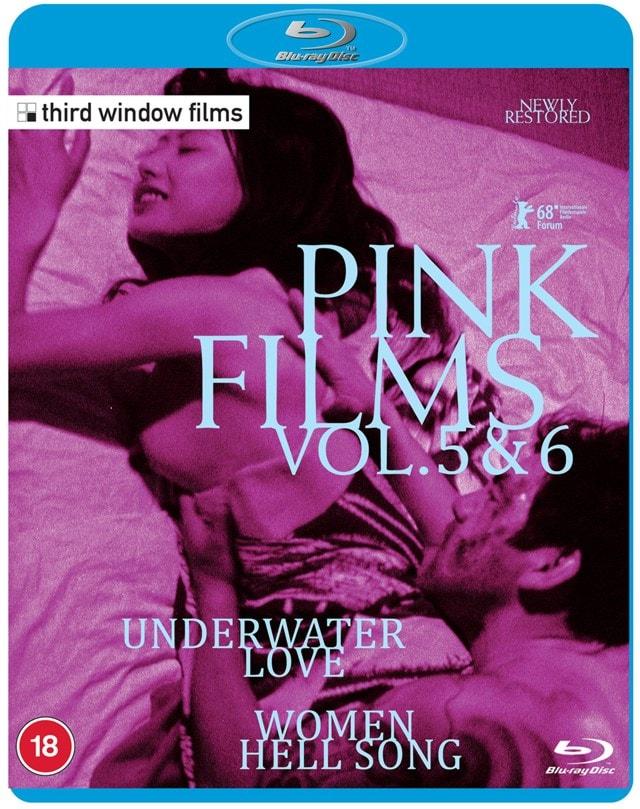 Pink Films Vol. 5 & 6 - 1
