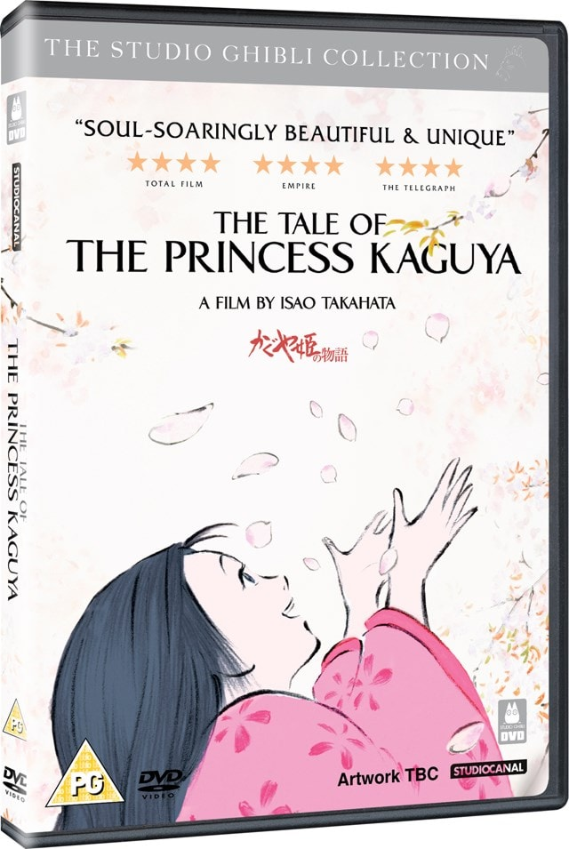 The Tale of the Princess Kaguya - 2