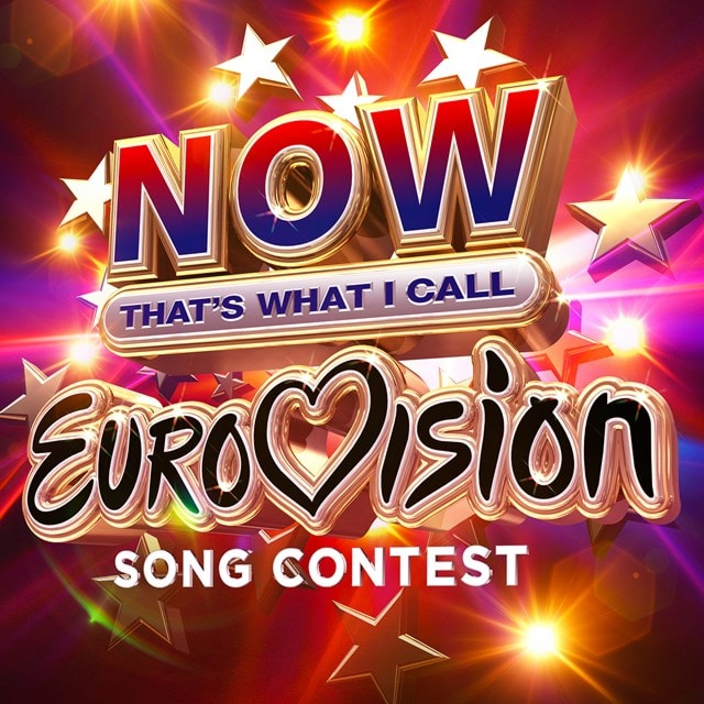 NOW That's What I Call Eurovision Song Contest - 1