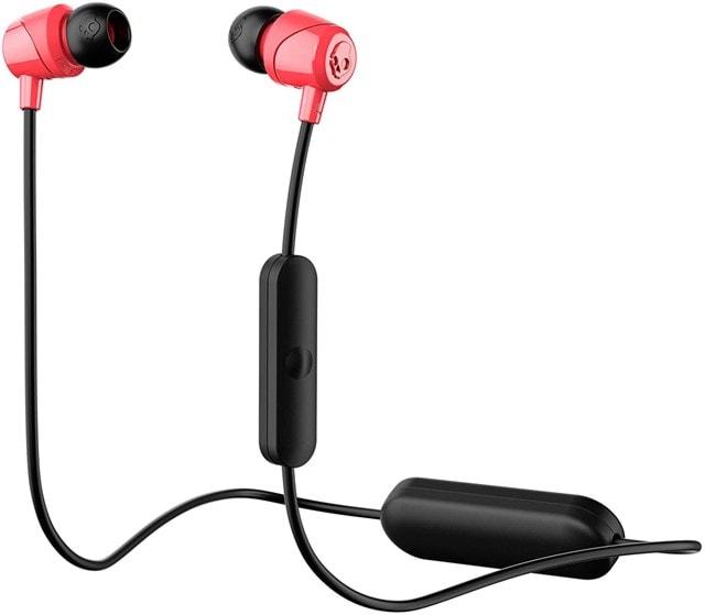 Skullcandy Jib BT Black/Red Bluetooth Earphones - 1