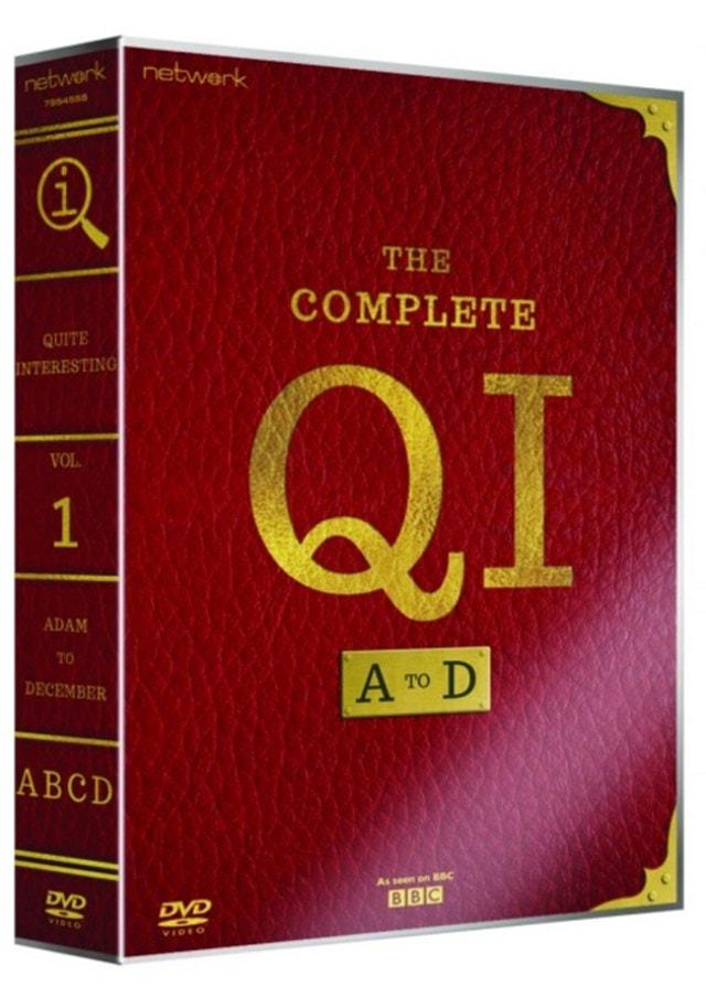 QI: Series A-D - 1