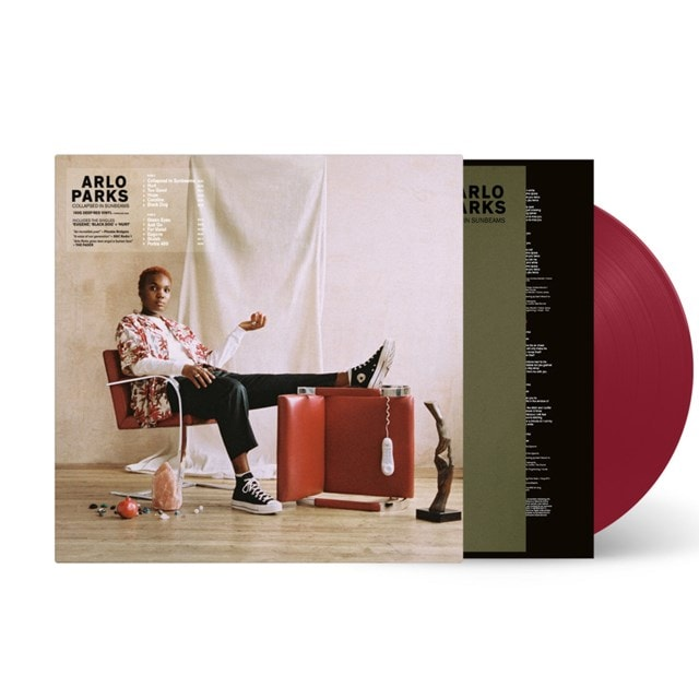 Collapsed in Sunbeams - Limited Edition Red Vinyl - 1