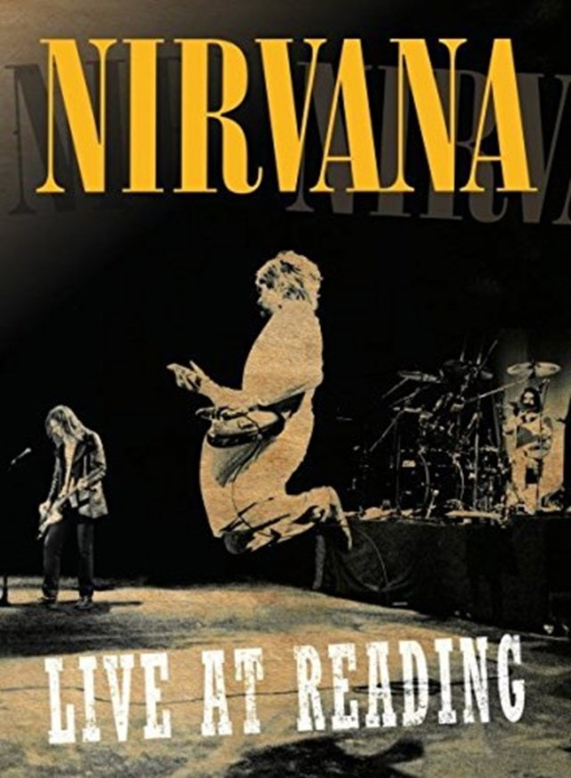 Nirvana: Live at Reading - 1