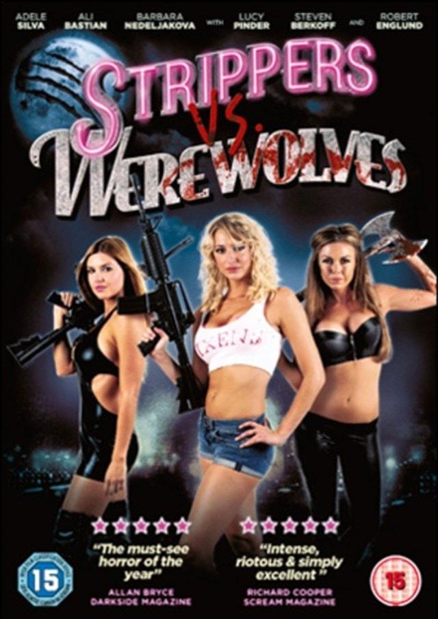 Strippers Vs Werewolves - 1