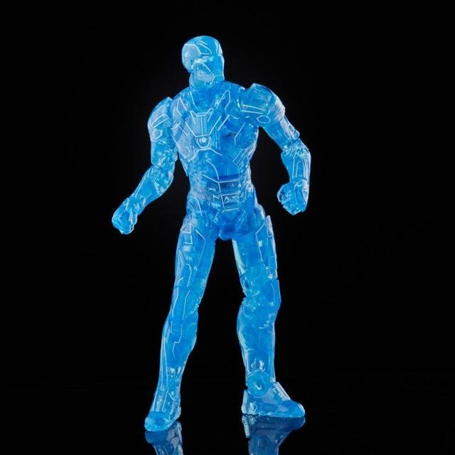 Hasbro Marvel Legends Series Hologram Iron Man Action Figure - 1