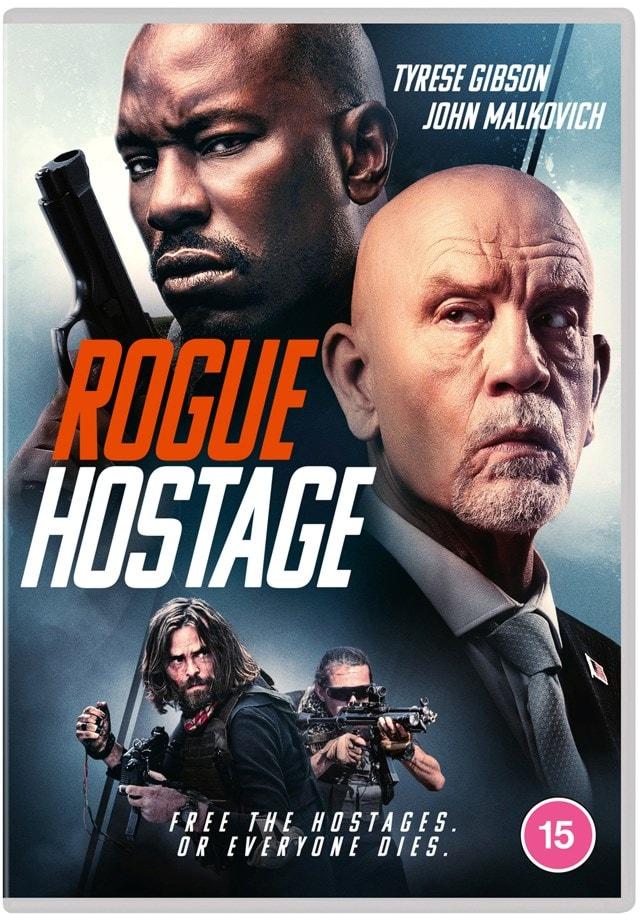 Rogue Hostage - 1
