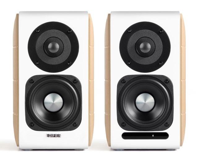 Edifier S880DB White Active Bluetooth Bookshelf Speakers - 4