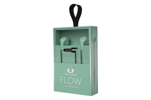 Fresh N Rebel Flow Misty Mint Earphones - 2