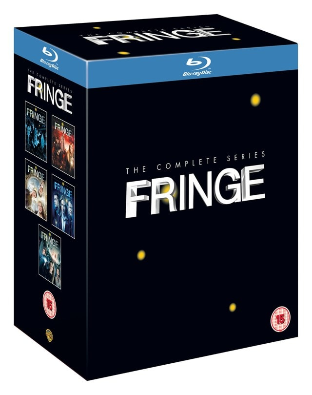Fringe: The Complete Series - 2