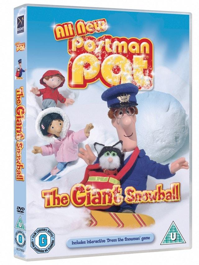 Postman Pat: Postman Pat and the Giant Snowball - 2