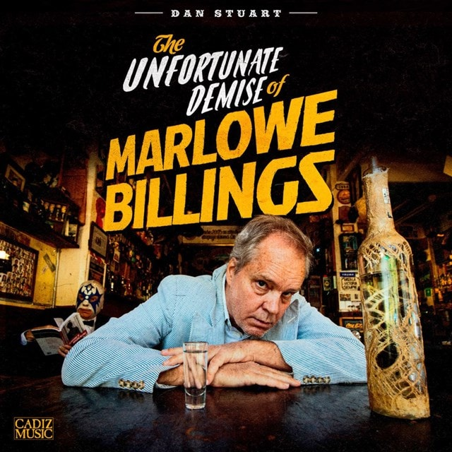 The Unfortunate Demise of Marlowe Billings - 1