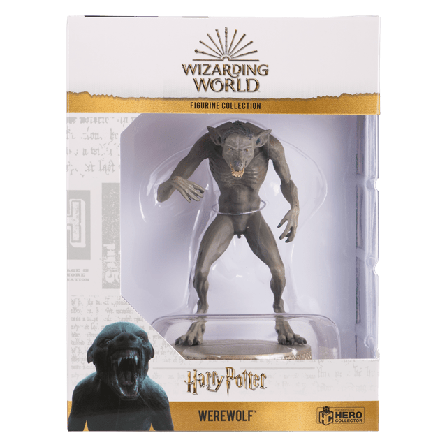 Werewolf (Lupin) Harry Potter Figurine: Hero Collector - 5